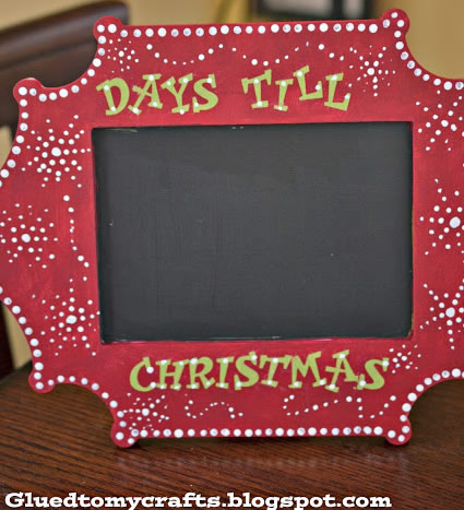 Christmas Countdown Craft Ideas From Christmas Decoration Crafts