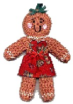 gingerbread crochet pattern