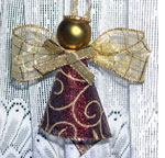 how to make angel ornaments