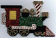 Cho Cho Train Ornament