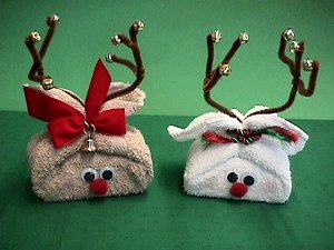 Craft Ideas Blog on Reindeer Crafts   Christmas Decoration Crafts