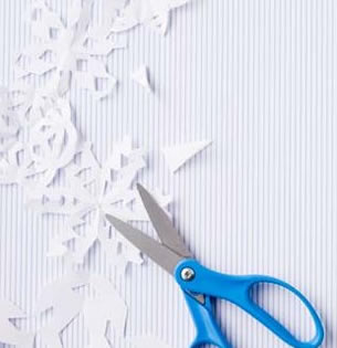 snowflake craft ideas