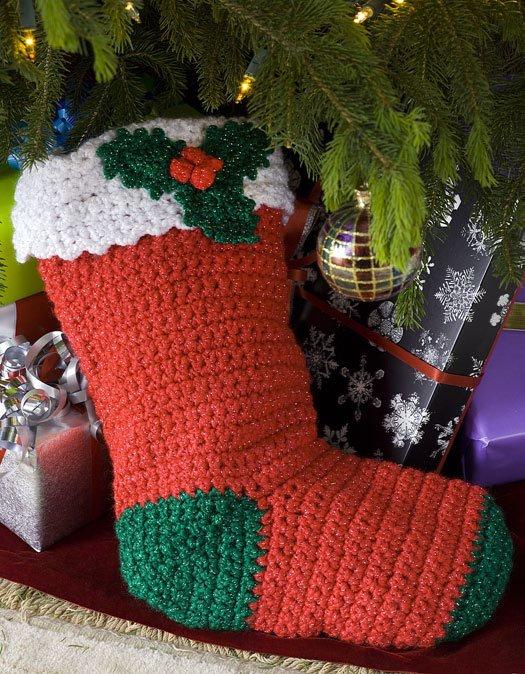 Christmas Stocking Patterns Christmas Decoration Crafts