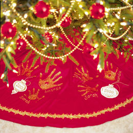 tree skirt pattern